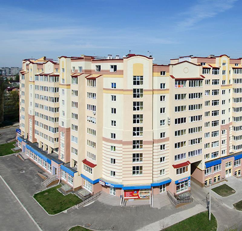 Residential Complex ``Vyhovsky``