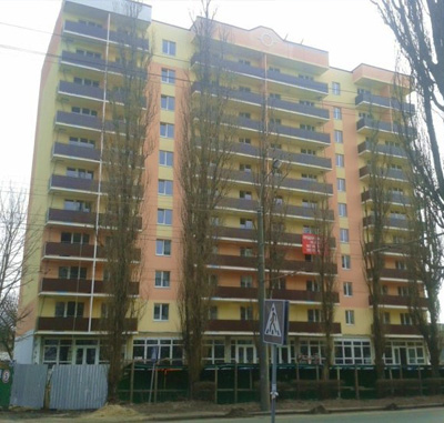 "RESIDENTIAL COMPLEX ""SOBORNY"""