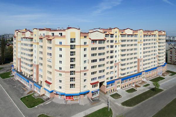 """Residential Complex """"Vyhovsky"""""""