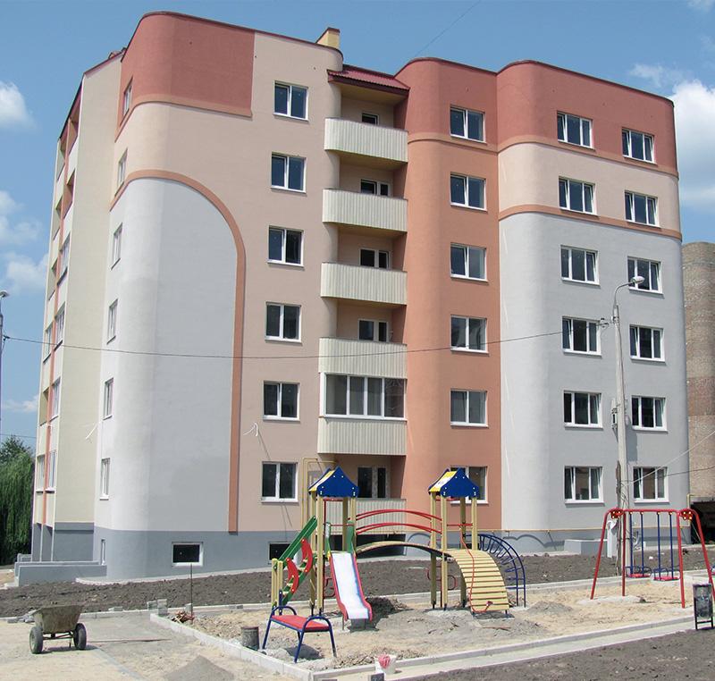 Residential Complex ``Rodynny``