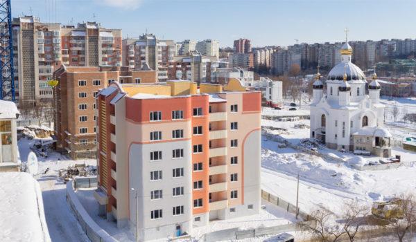 """Residential Complex """"Rodynny"""""""